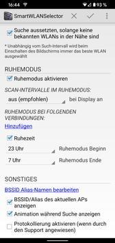 Smart WLAN Selector: verbindet zum stärksten WLAN Screenshot 2
