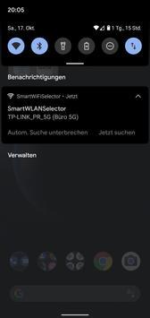 Smart WLAN Selector: verbindet zum stärksten WLAN Screenshot 3