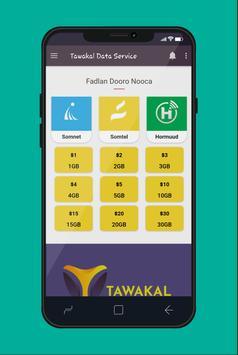 Tawakal Data screenshot 3