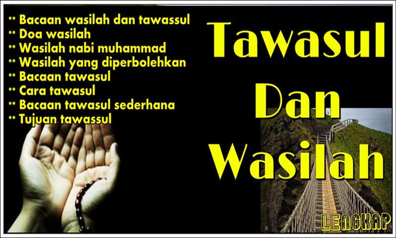 Tawasul Dan Wasilah For Android Apk Download