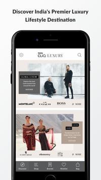 Tata CLiQ Luxury poster