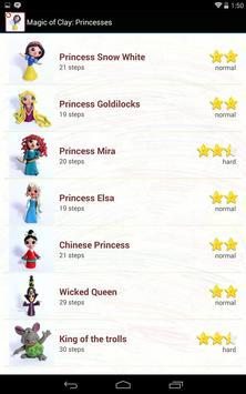 Magie van Clay: Prinsessen screenshot 4