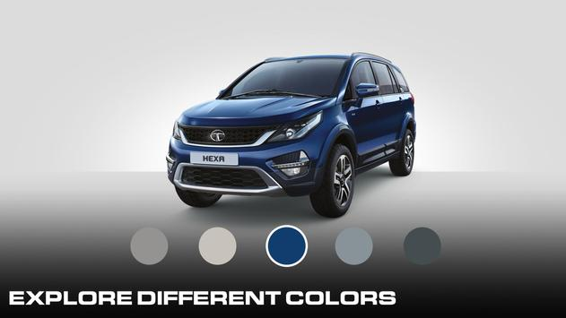 TATA HEXA screenshot 1