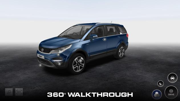 TATA HEXA screenshot 4
