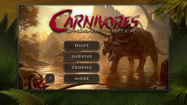 Carnivores poster
