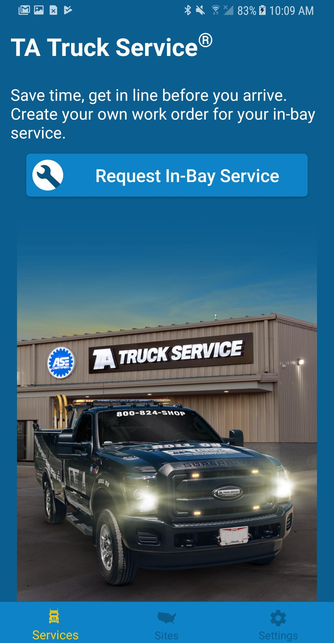 Ta Truck Service >> Trucksmart For Android Apk Download