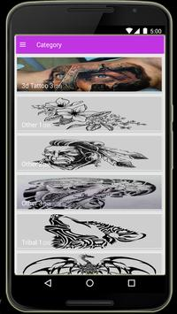 Tattoo Design screenshot 10