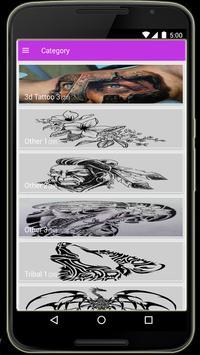 Tattoo Design screenshot 2
