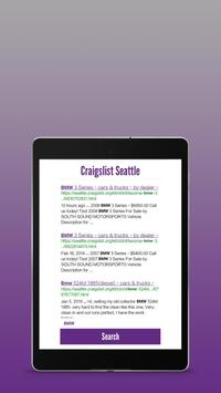 Craigslist Seattle for Android - APK Download