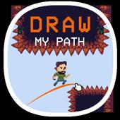 Draw My Path icon