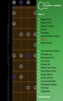 Guitar Scales & Patterns  *NO ADS* screenshot 7