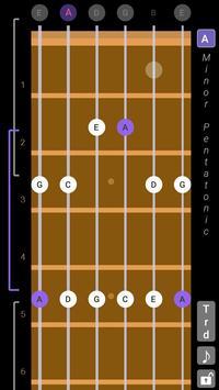 Guitar Scales & Patterns  *NO ADS* screenshot 2
