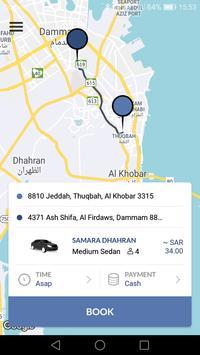 SamaraRide screenshot 1