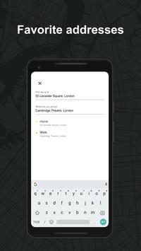 TaxiF स्क्रीनशॉट 1