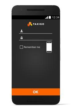 Taxigo Driver 海报