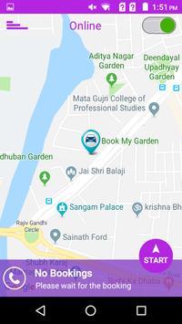 TaxiPadi Driver screenshot 2