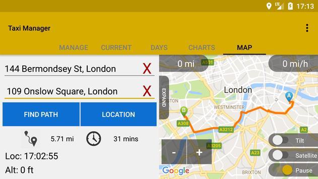 Taxi Manager screenshot 12