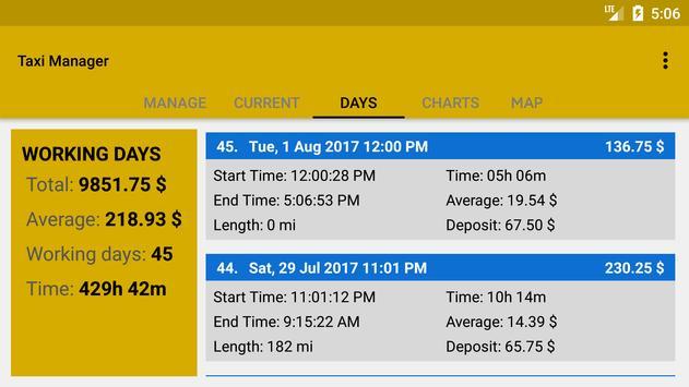 Taxi Manager screenshot 13