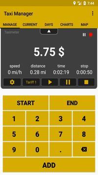 Taxi Manager screenshot 1