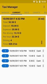 Taxi Manager screenshot 2