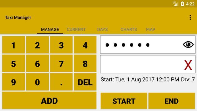Taxi Manager screenshot 8