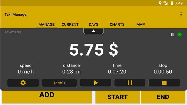 Taxi Manager screenshot 9