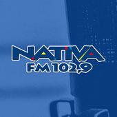 NATIVA FM NOVO HORIZONTE - SP icon