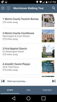Morristown Walking Tour screenshot 1