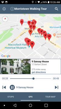 Morristown Walking Tour screenshot 3