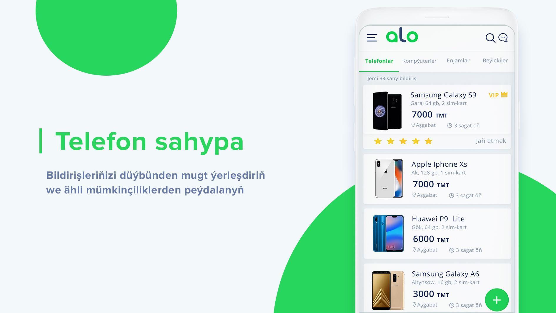 alo - Telefon Bazar for Android - APK Download