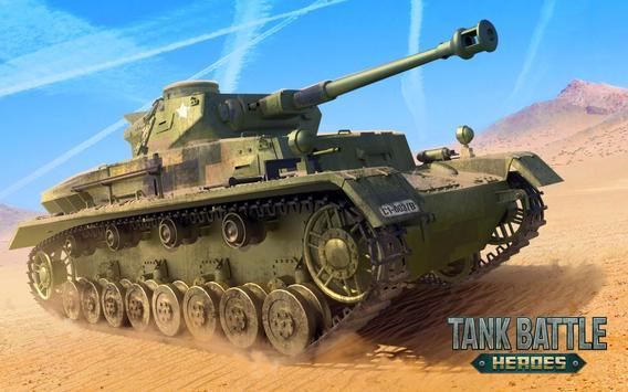 Tank Battle تصوير الشاشة 14