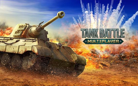 Tank Battle captura de pantalla 1