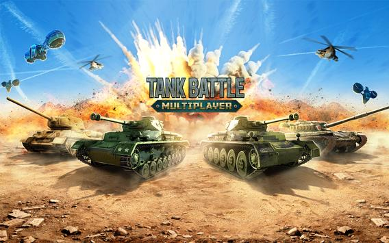 Tank Battle captura de pantalla 20