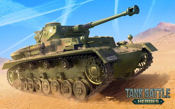 Tank Battle captura de pantalla 22