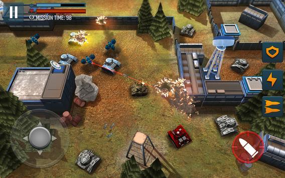 Tank Battle تصوير الشاشة 23