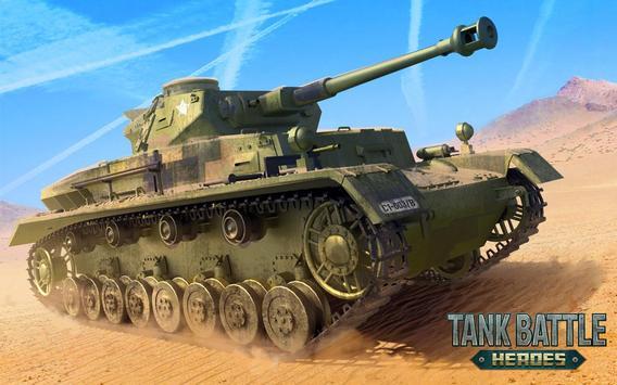 Tank Battle تصوير الشاشة 6