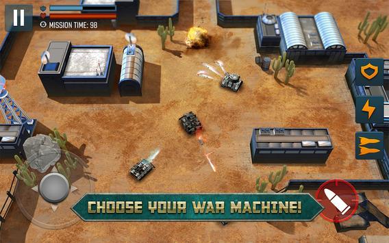 Tank Battle imagem de tela 3
