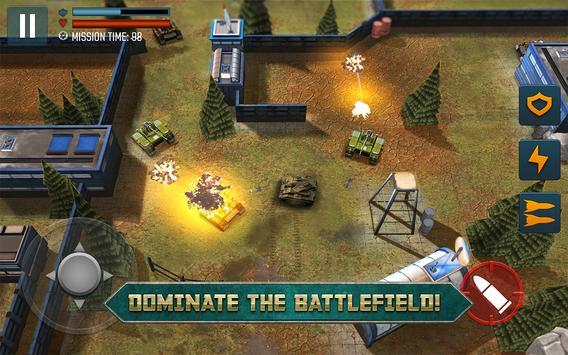 Tank Battle imagem de tela 4