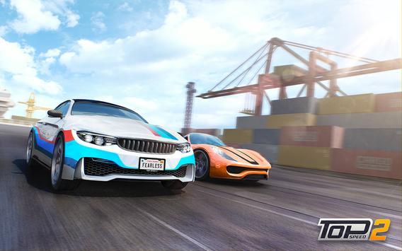1 Schermata Top Speed 2: Drag Rivals & Nitro Racing