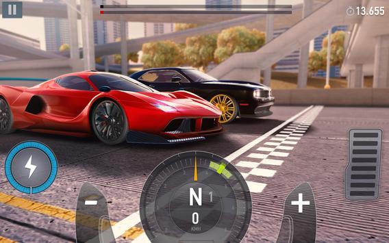 4 Schermata Top Speed 2: Drag Rivals & Nitro Racing