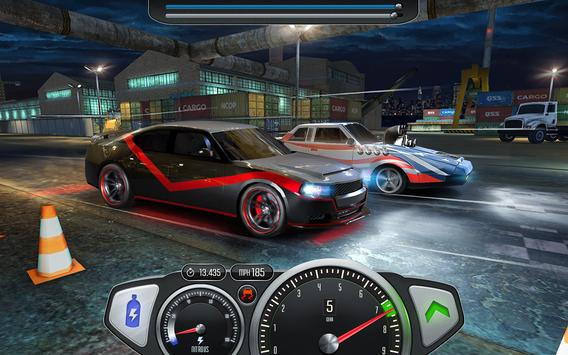 8 Schermata Top Speed