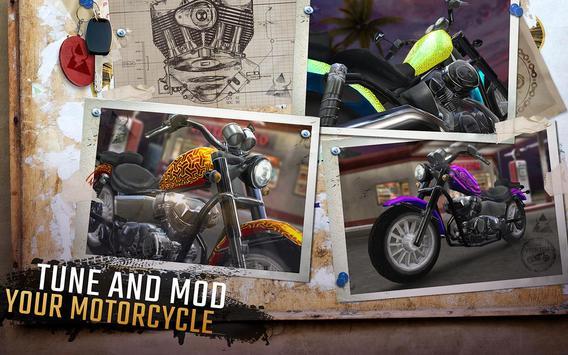 Moto Rider स्क्रीनशॉट 3
