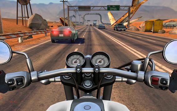 Poster Moto Rider
