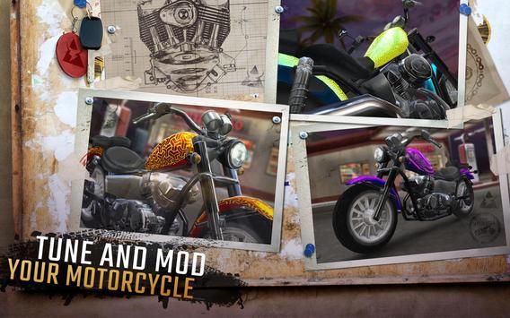 11 Schermata Moto Rider