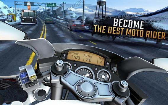 Moto Rider स्क्रीनशॉट 13