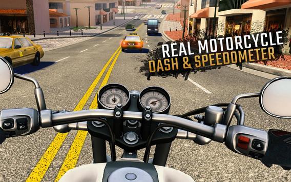 15 Schermata Moto Rider
