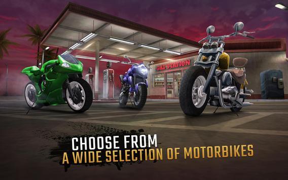 17 Schermata Moto Rider