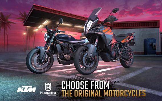 Moto Rider स्क्रीनशॉट 17