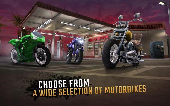 Moto Rider स्क्रीनशॉट 1