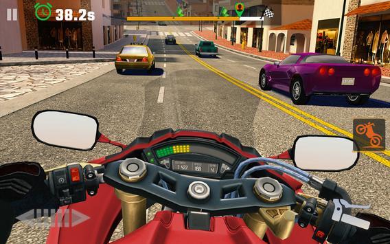 Moto Rider स्क्रीनशॉट 20